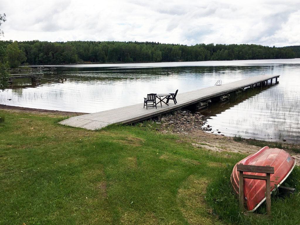 Kukkia-järven uimaranta