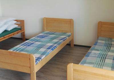 Huoneistojen vuoteet