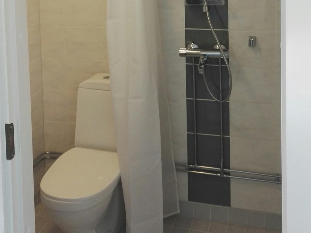 Huoneistojen wc- ja suihkutilat